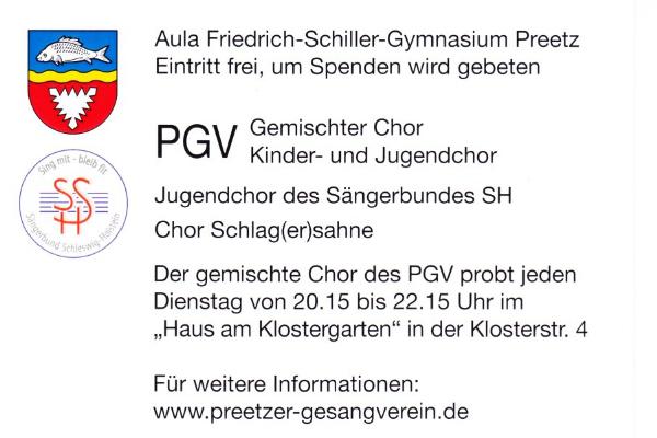 PGV-Jubiläum 2019